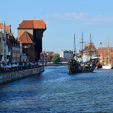 Gdansk canal!