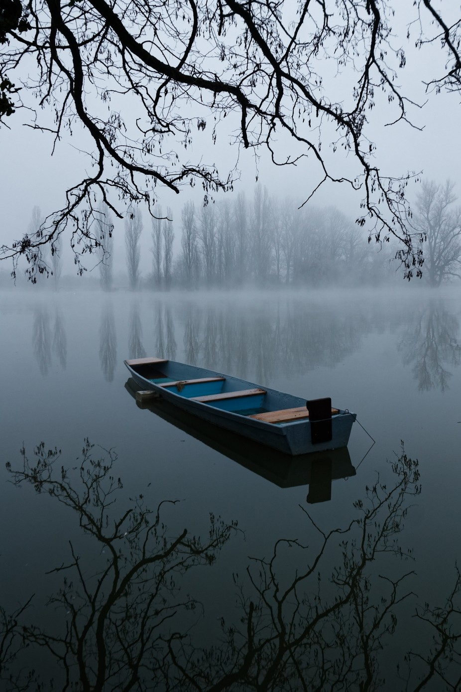 Alone on high water by oliversvob - Image Of The Month Photo Contest Vol 29