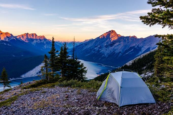 Camping on top of a mountain by jareksoltys - Outdoor Camping Photo Contest