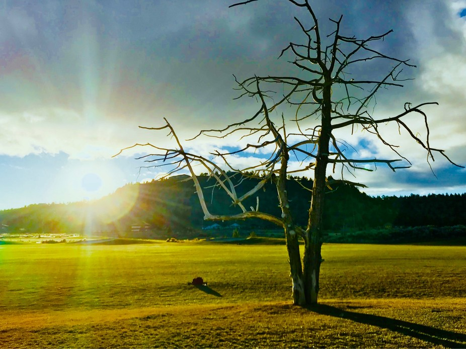 Crooked river ranch sunset