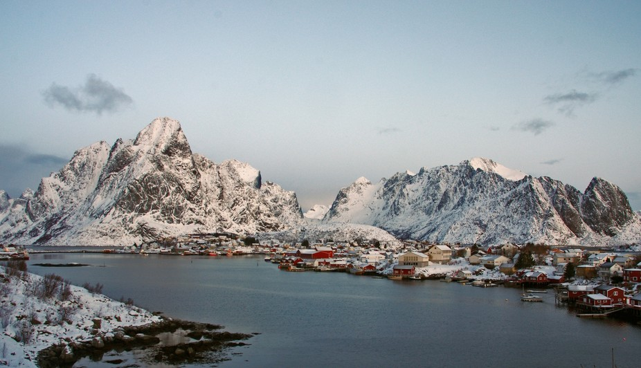 small town in Northern Norway