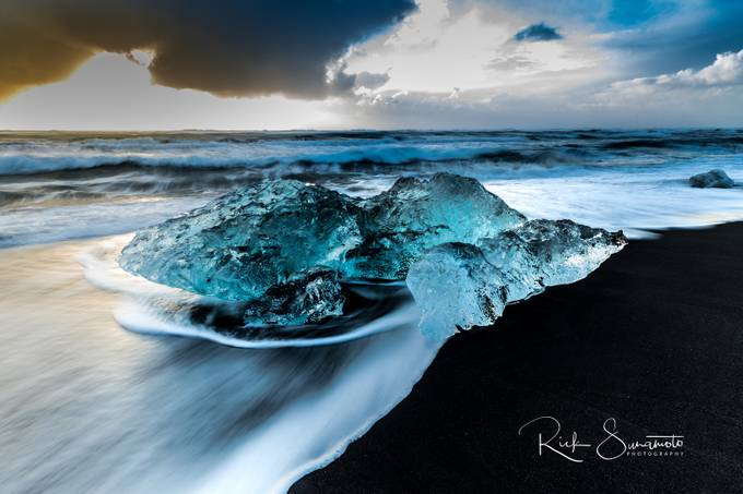 Diamond Beach by motownrick - Capture Motion Blur Photo Contest