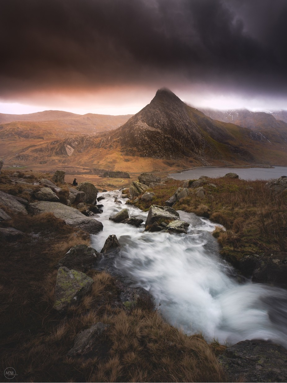 Wales looking very moody  by mattbenham - Creative Landscapes Photo Contest