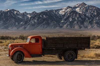 Manzanar Camp, Lone Pine, CA