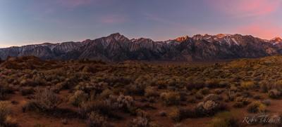 High Sierras, Lone Pine, CA.