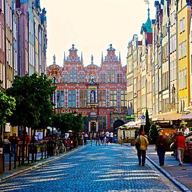 Old Gdansk!