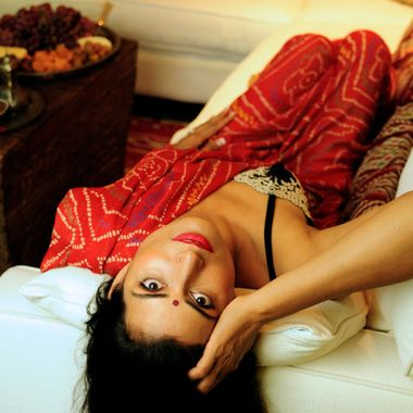 Neeta is a gorgeous woman from India.