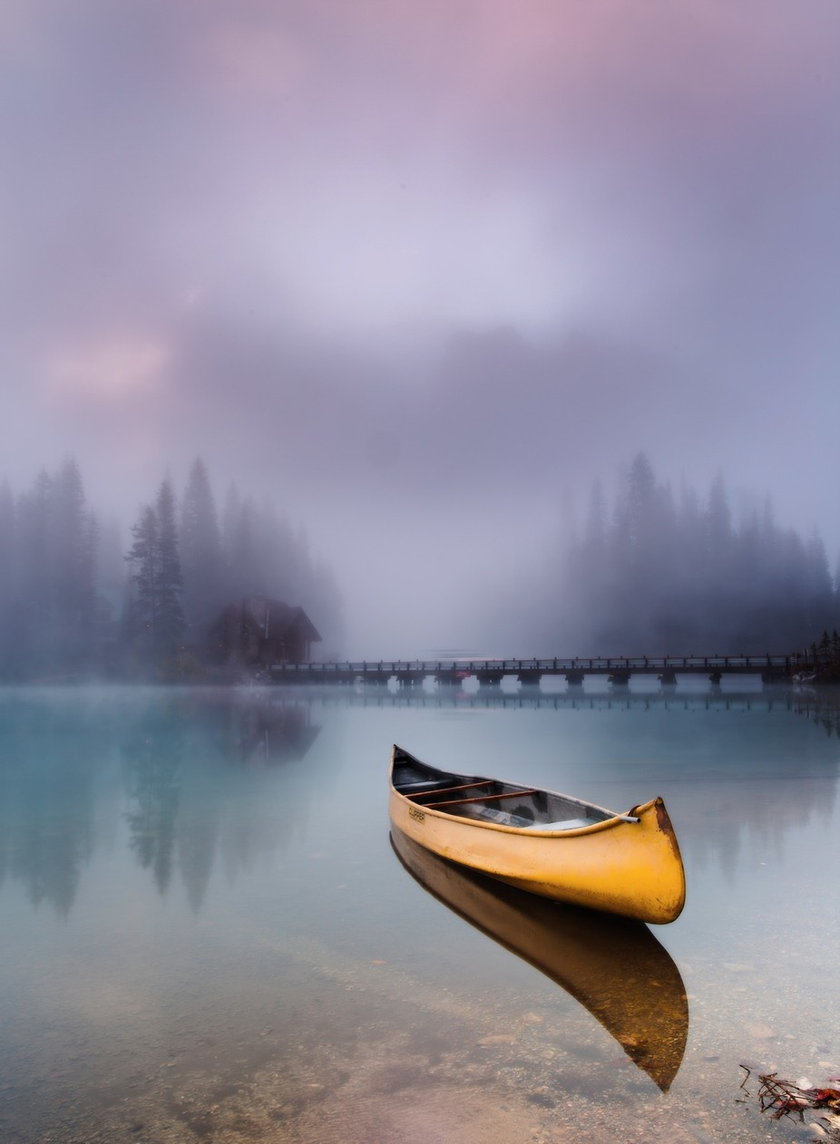 Canoe2 by JEKAMOBILE - Zen Photo Contest