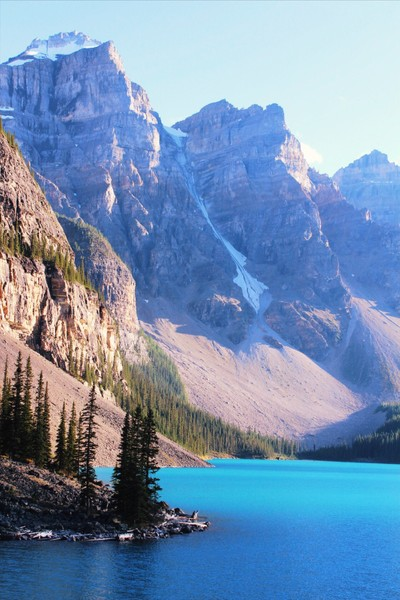 Hiking through Banff and Jasper Canada