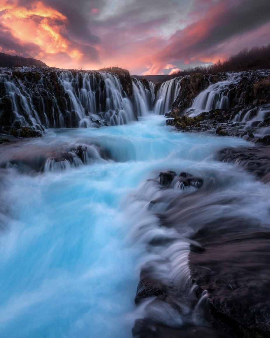 Bruarfoss Mood by bengreenphotography - Iceland The Beautiful Photo Contest