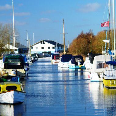Martham Boat Dyke