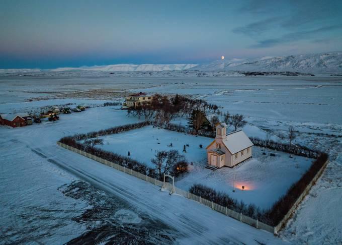 Reynistaðakirkja by Arnar
