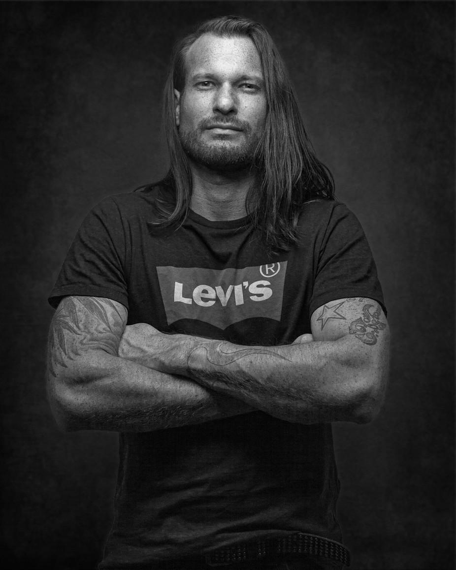 Torsten Portrait by SebastianWuttkePhoto - Male Portraits Photo Contest