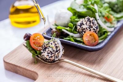 Rocca Thyme Salad