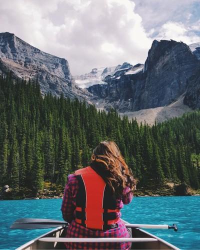 Glacier lakes ❤️