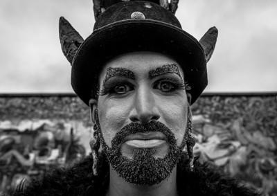 Portrait of Paul - Faces in Brick Lane