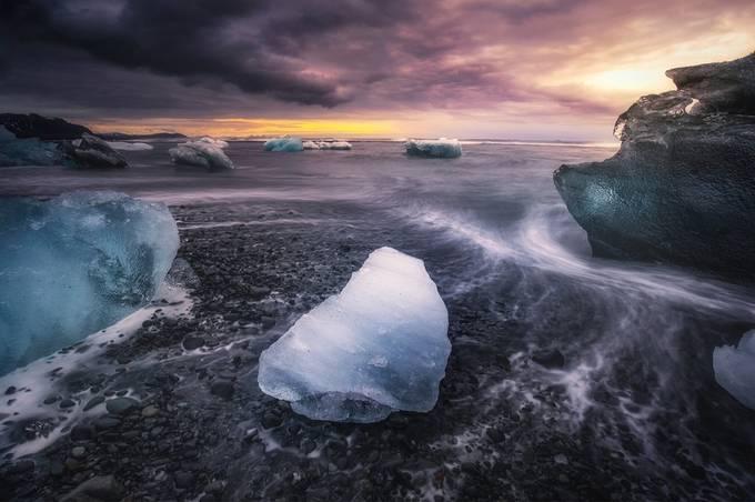 Diamond Sunset by JuniorLC - Celebrating Nature Photo Contest Vol 4