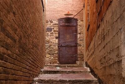 IMG_0116, The Big House Door, Bisbee AZ, 8 Jan 18
