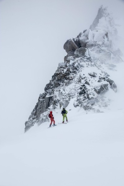 Chamonix (French Alps) 3300m