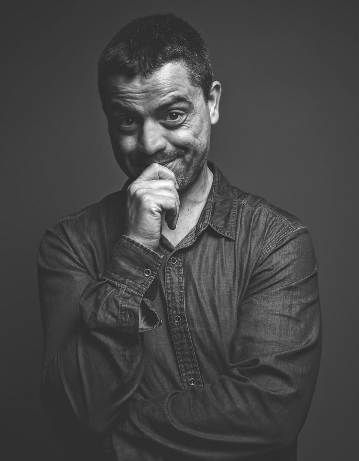 Male portrait by wojtekpiatek - Male Portraits Photo Contest