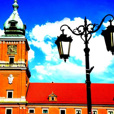 Architecture and life of Warsaw - city in Poland - yourglitter (344)