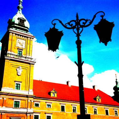 Architecture and life of Warsaw - city in Poland - yourglitter (345)
