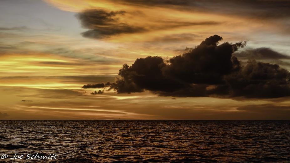 Brazilian Sunset II