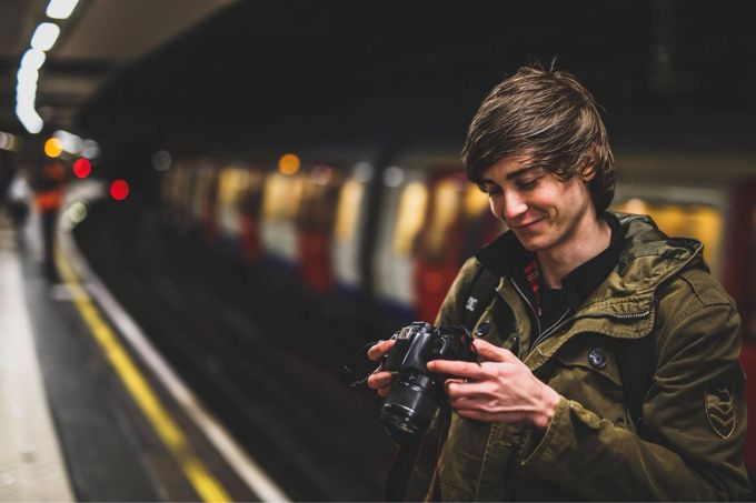 Happiness  by lukederbyshire - Image Of The Month Photo Contest Vol 29