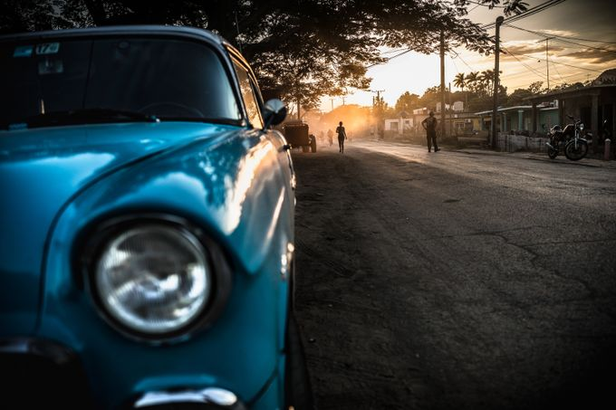 Vinales' streets at sunset by Marco_Tagliarino - City Sunsets Photo Contest