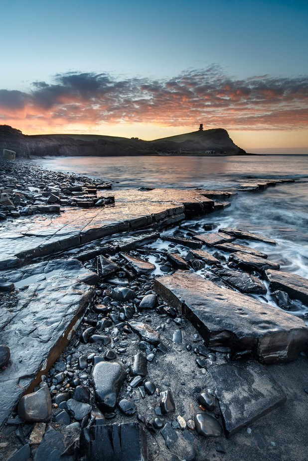 Winter Sunrise at Kimmeridge Bay, Dorset by russhob - Image Of The Month Photo Contest Vol 29