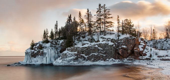 Seaside Silver Bay, MN  by Dkadams - Image Of The Month Photo Contest Vol 29