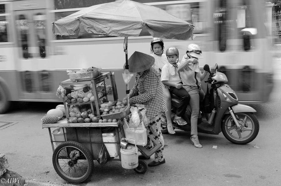 Taken in Ho Chi Minh City, in Vietnam.