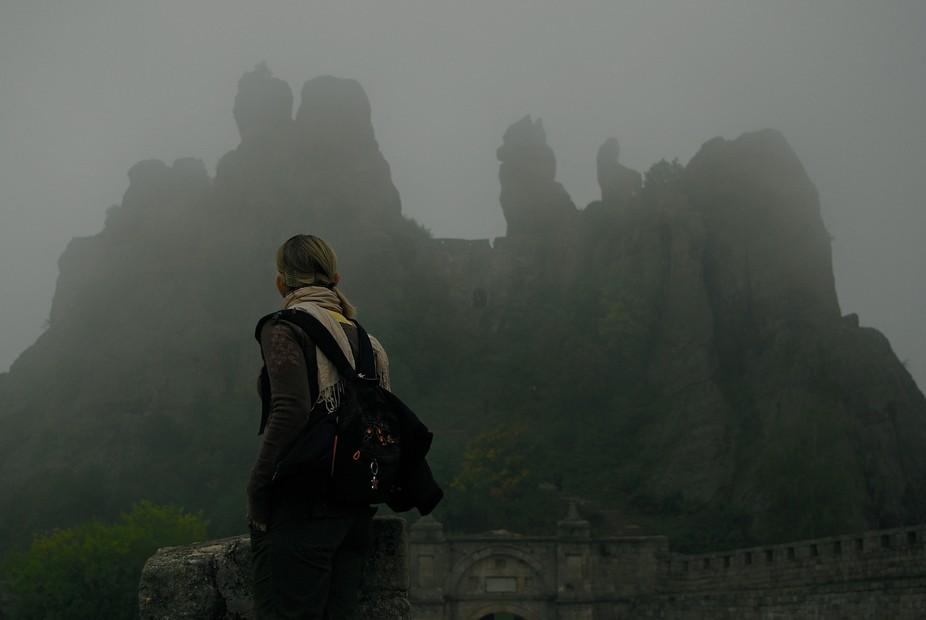 The mystical Belogradchik Fortress, build around the natural phenomenon of the Belogradchik Rocks...