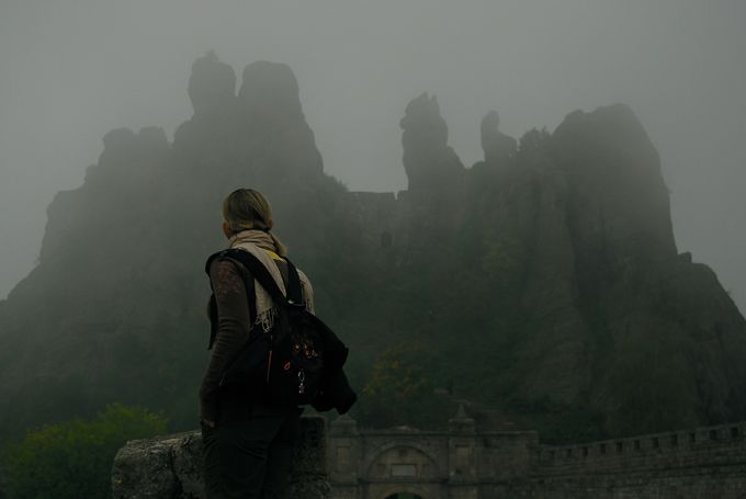 Should I go there? by nickeykolev - A Walk In The Mist Photo Contest