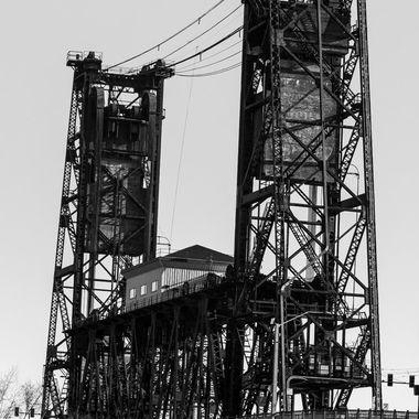 Steele Bridge Counterweights