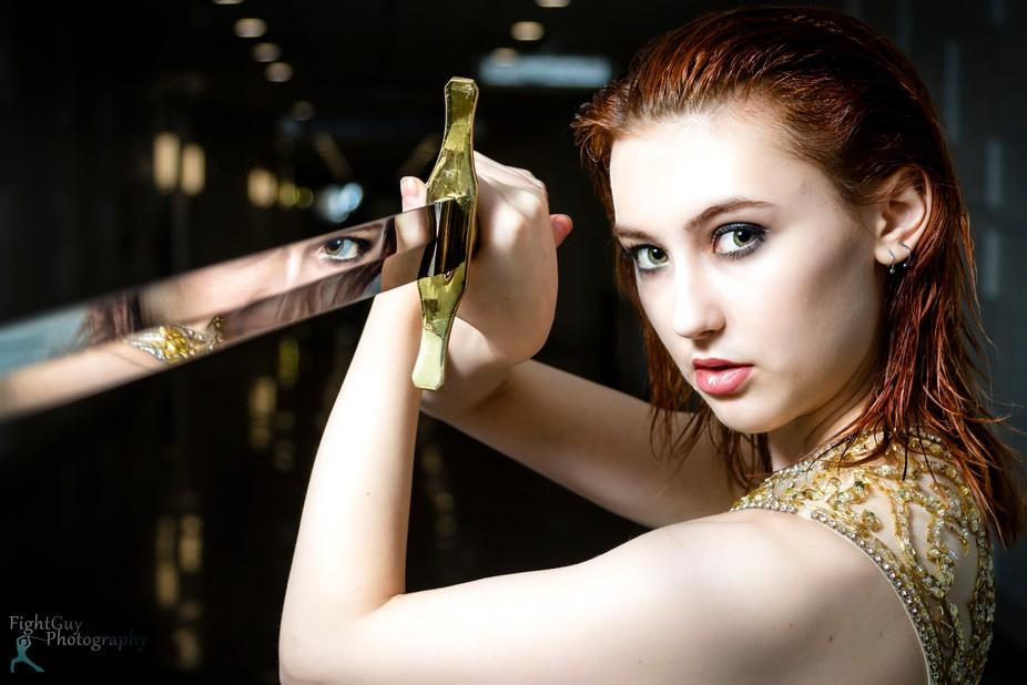 Model: GC-Chan Cosplay