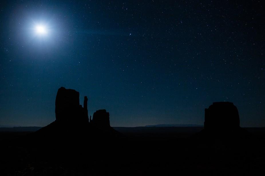 Navajo Moonlight