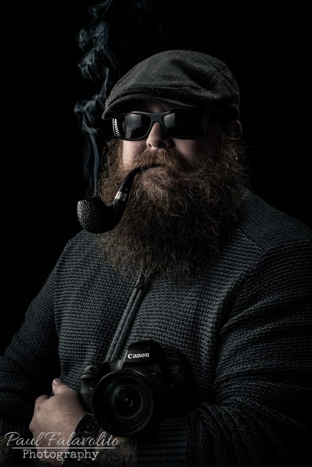 Doug by PaulFalavolitoPhotography - Male Portraits Photo Contest