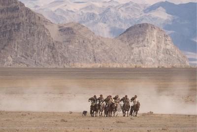 Mongolian Rodeo