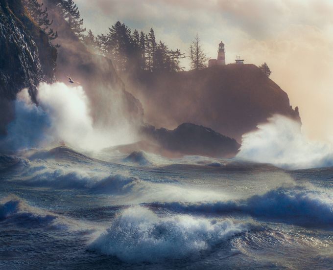 The Rage  by maraleite - Creative Landscapes Photo Contest