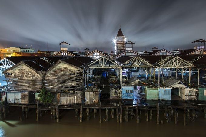 FishMarket by PrysyazhnyyOleksiy - Night Wonders Photo Contest