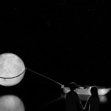 He Promised her the Moon..