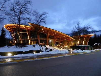 The Adventure Center, Squamish, B.C.