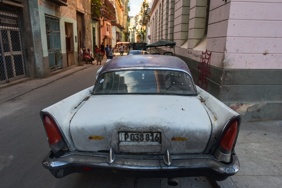 On the streets of Havana it is all too easy to find beautiful old cars, colourful buildings and p...