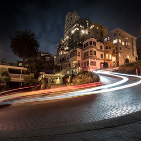 The famous Lombard Street in San Francisco was not as easy to shoot as expected due to the cars turning into spectators, but it was quite enterta...