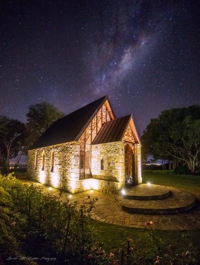 **Milky Way Chapel**