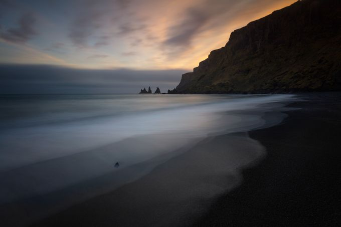 Vik Beach by bengreenphotography - Pastel Colors Photo Contest