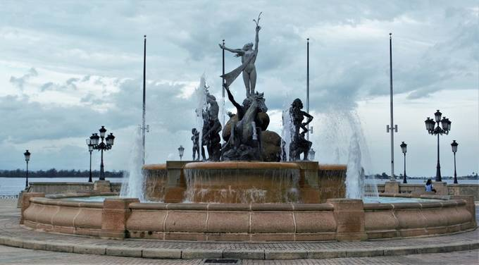 """This monument is in Old San Juan, as you walk through the """"La Princesa"""" Walk, which is known by that name due to a prison called """"La Princesa"""", it was one of the oldest prisons ever in the old city and was until the late 1970's that was later turned into a Museum."""