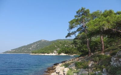 Thassos island,Greece