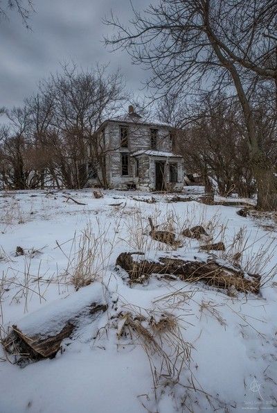 Snow White Abandoned